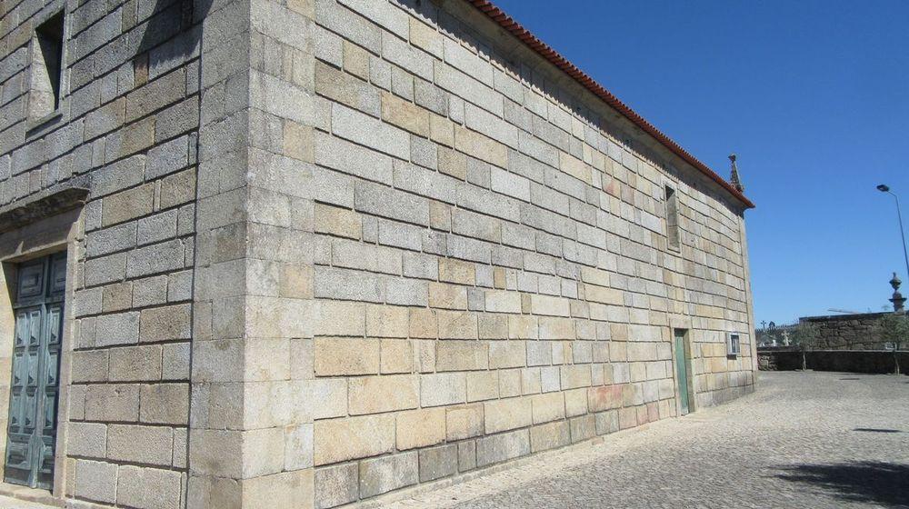 Igreja - fachada sul