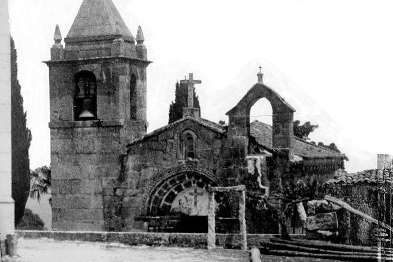 Igreja de S. Gens de Boelhe