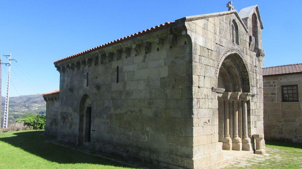Igreja de S. Gens - norte