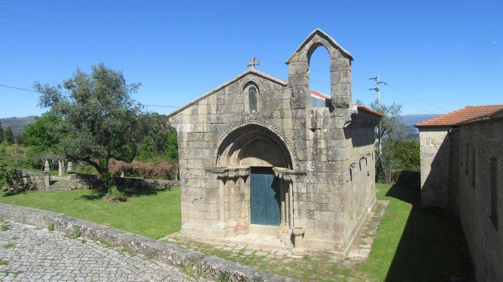 Igreja de S. Gens - fachada