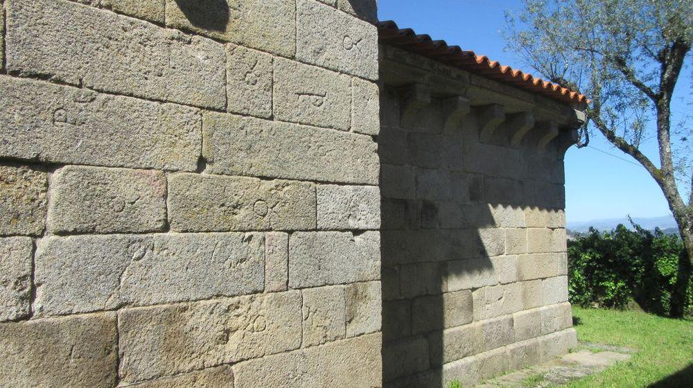 Igreja de S. Gens - fachada sul