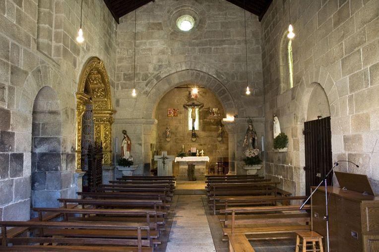 Igreja do Salvador - nave