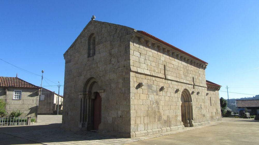 Igreja do Salvador - este e sul