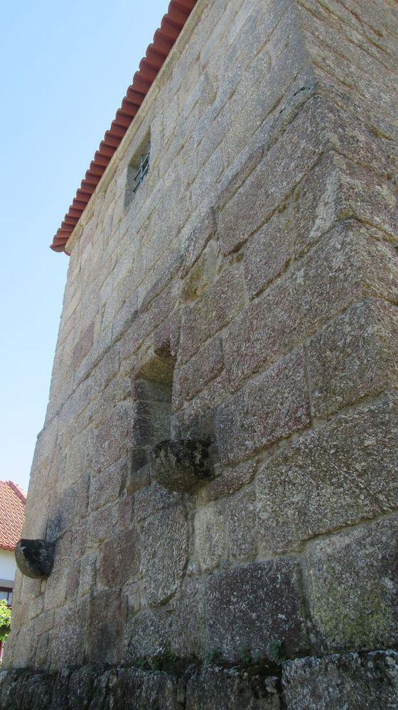 Igreja - fachada leste