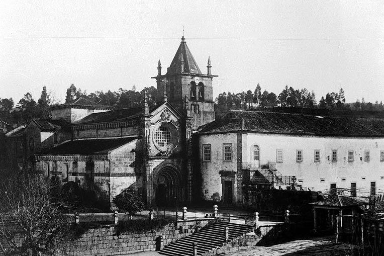 Mosteiro Paço Sousa