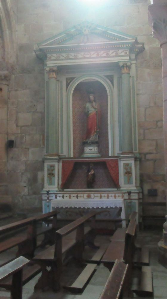 Igreja - interior