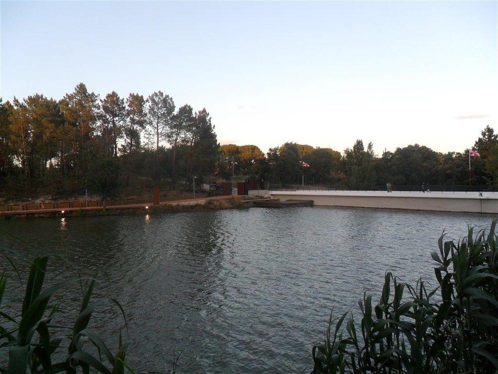 Parque e Albufeira do Bonito