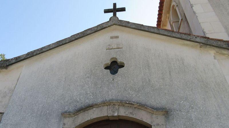 Capela da Senhora da Orada - portal
