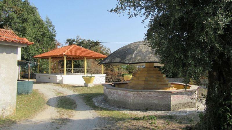 Capela da Senhora da Orada - recinto