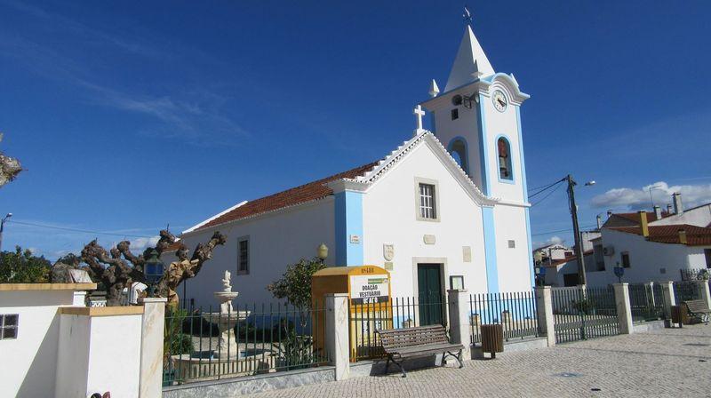 Igreja de Glória do Ribatejo