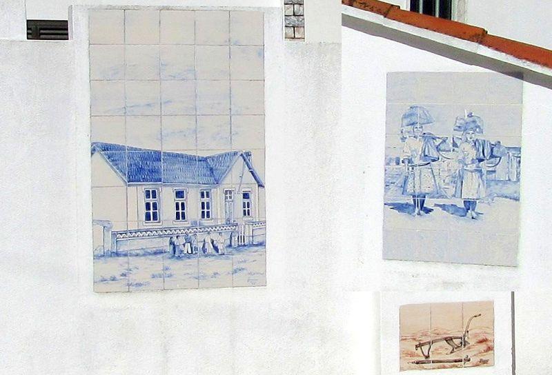 Painéis de Azulejos