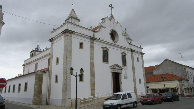 Igreja Matriz de S. Paulo