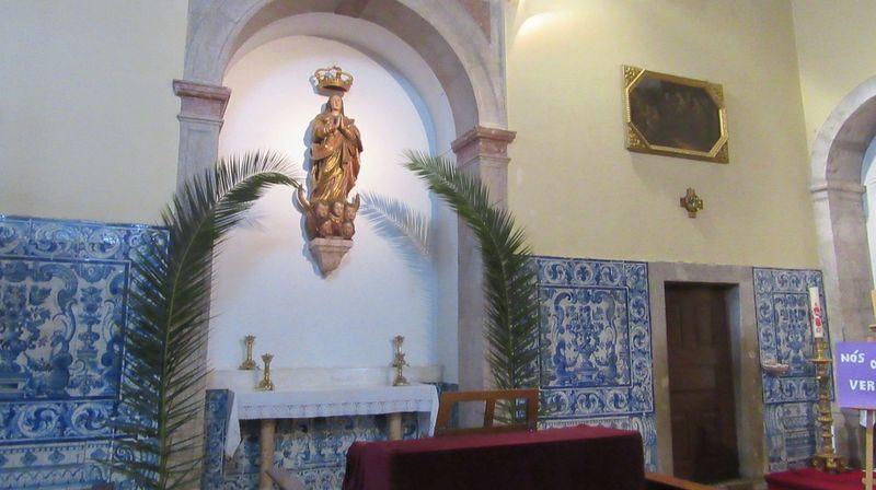 Igreja Matriz - Os altares