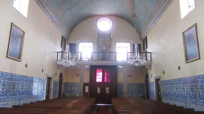 Igreja Matriz - coro
