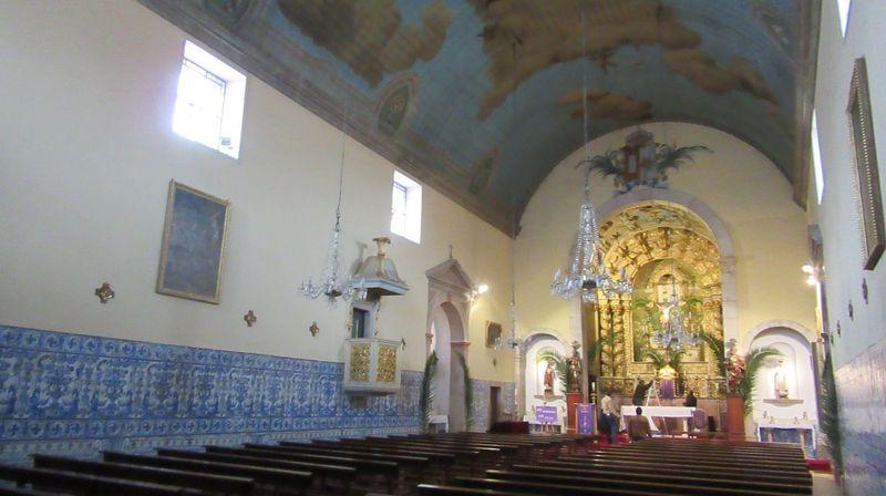 Igreja Matriz - Nave