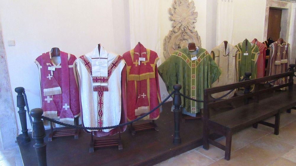 Igreja da Misericórdia - sacristia