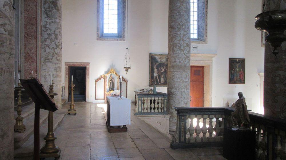 Igreja da Misericórdia - altar