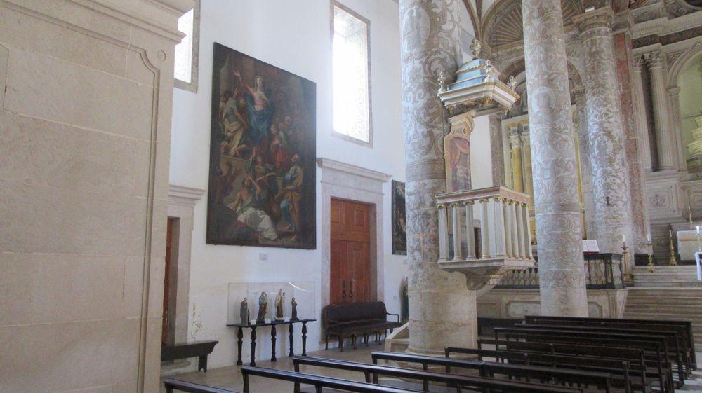 Igreja da Misericórdia - interior