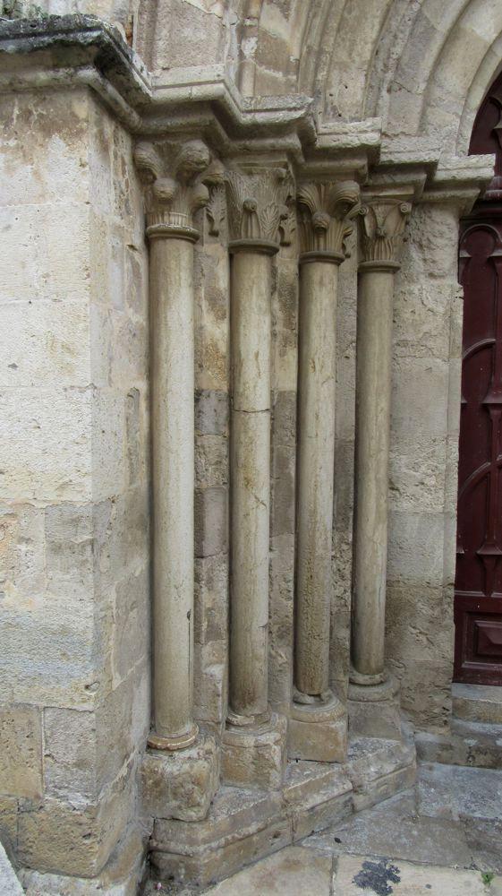 Igreja de São João de Alporão - entrada