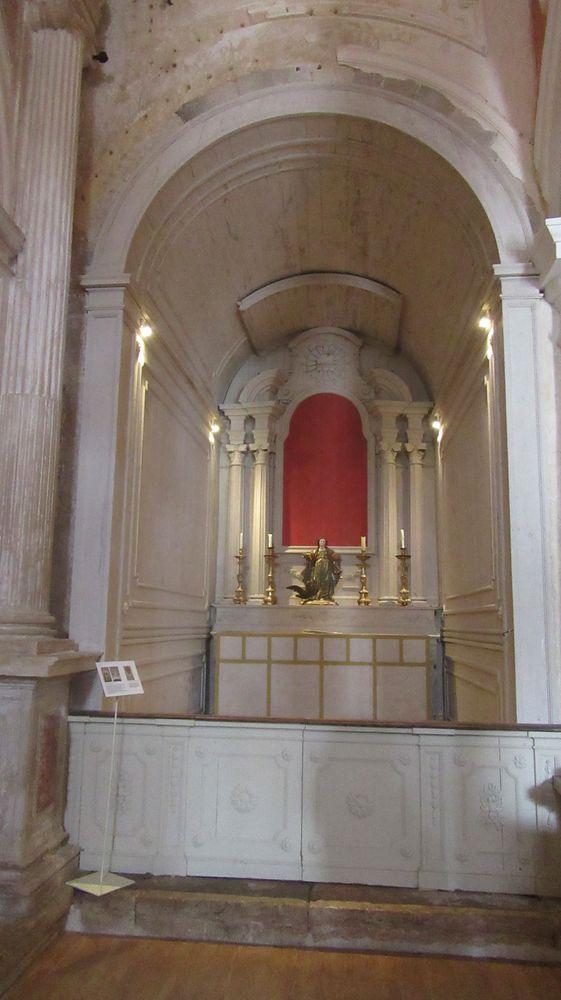 Igreja S M Alcáçova - lateral - desaparecido