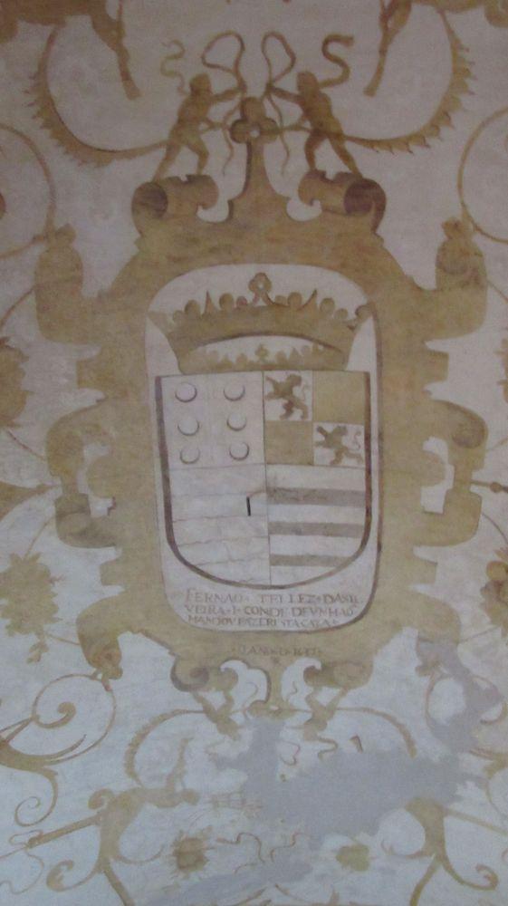 Igreja S M Alcáçova - sacristia