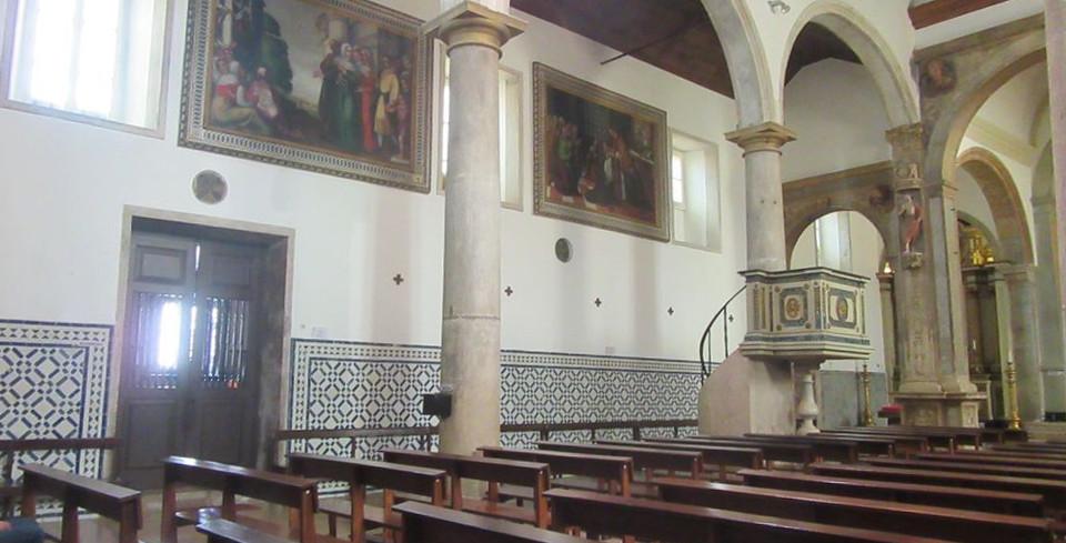 Igreja Sto Estêvão - pinturas