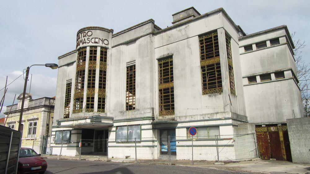 Teatro Rosa Damasceno