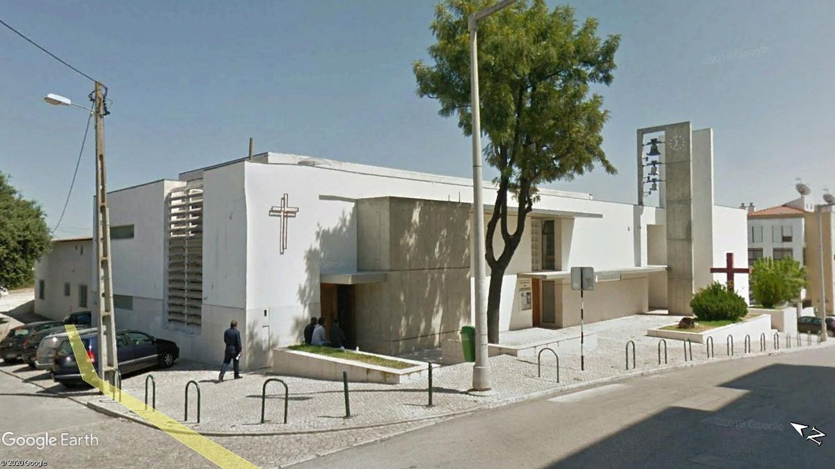 Igreja Paroquial de São José Operário