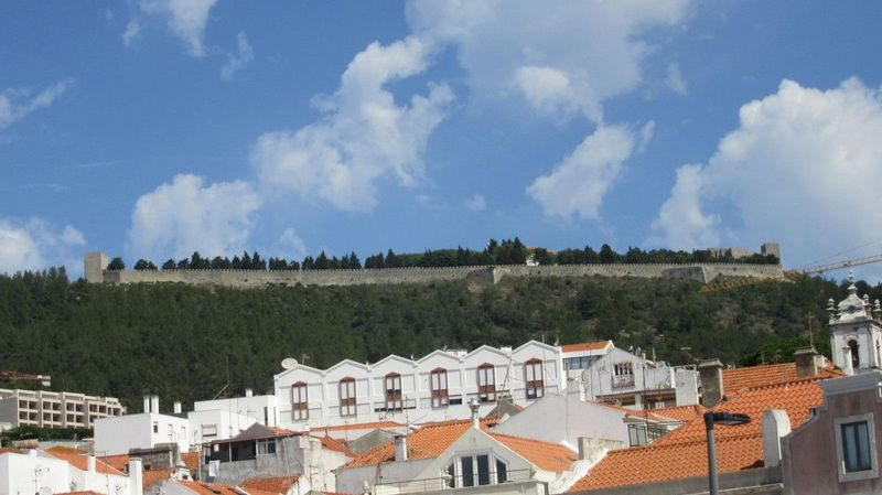 Castelo visto da Vila