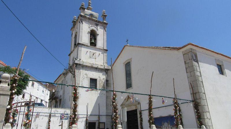 Igreja Matriz de Sesimbra