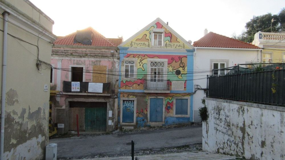 Casa de Luísa Todi