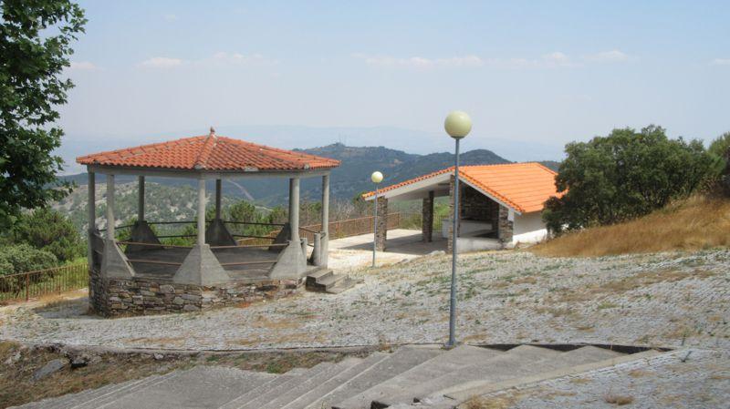 Santuário de Santa Comba - coreto