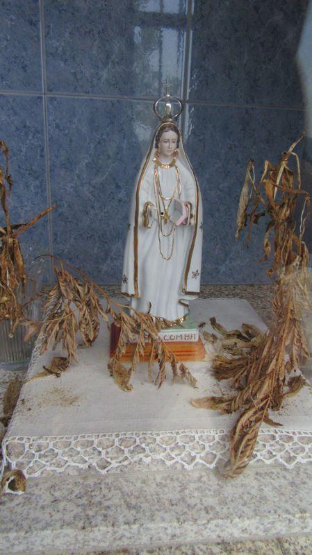Santuário de Santa Comba - capelinha