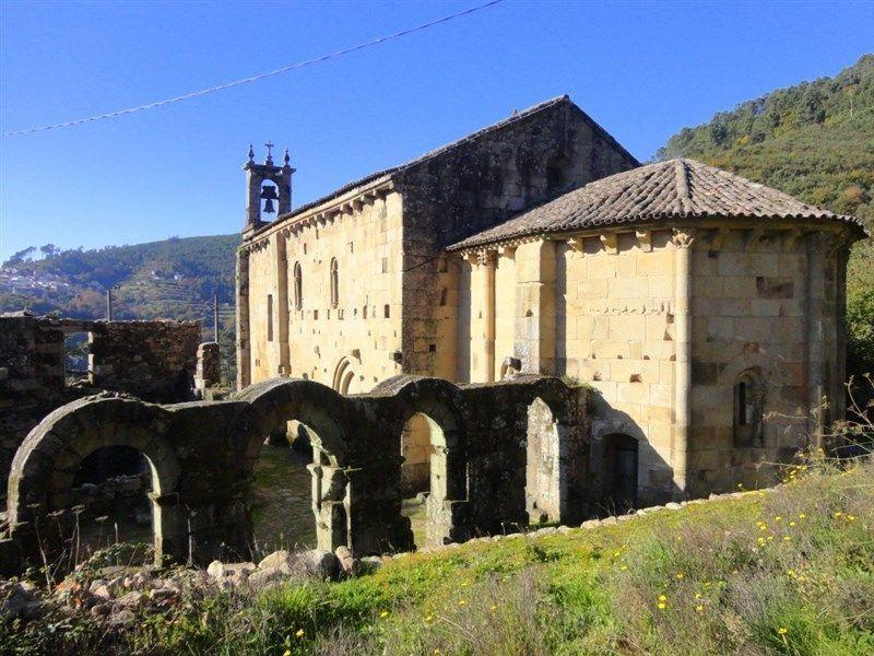 Igreja do Mosteiro de Ermida