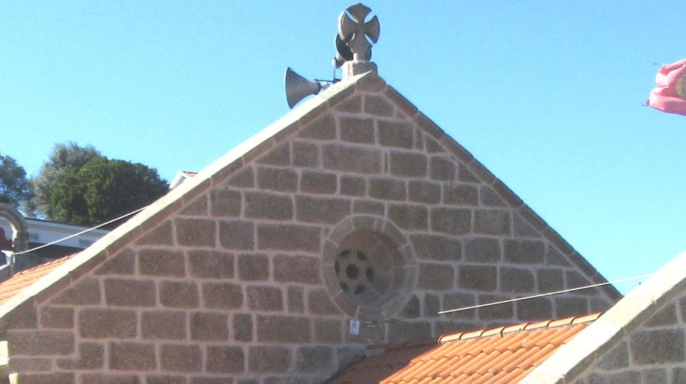 Igreja N Sra Natividade - rosácea