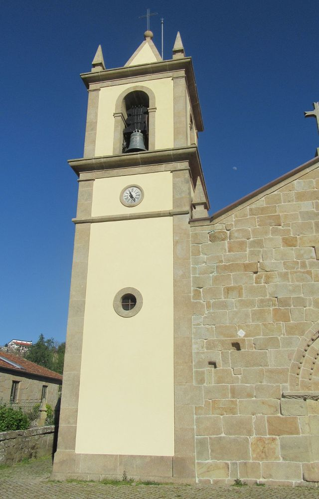 Igreja de São Cristóvão - Torre Sineira