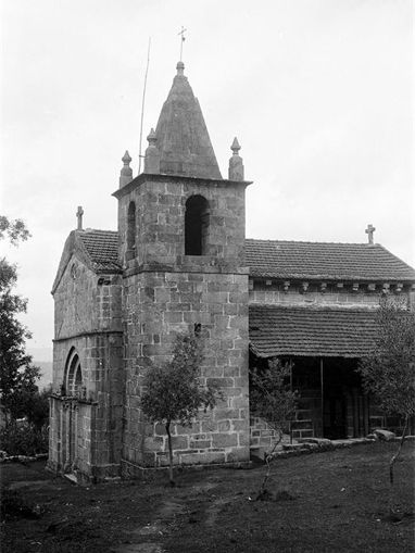 Igreja de Tarouquela, 1951