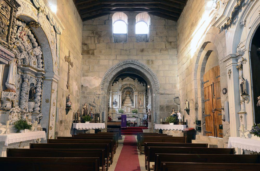 igreja nave