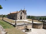 Capela de Santa Eufémia, Penedono