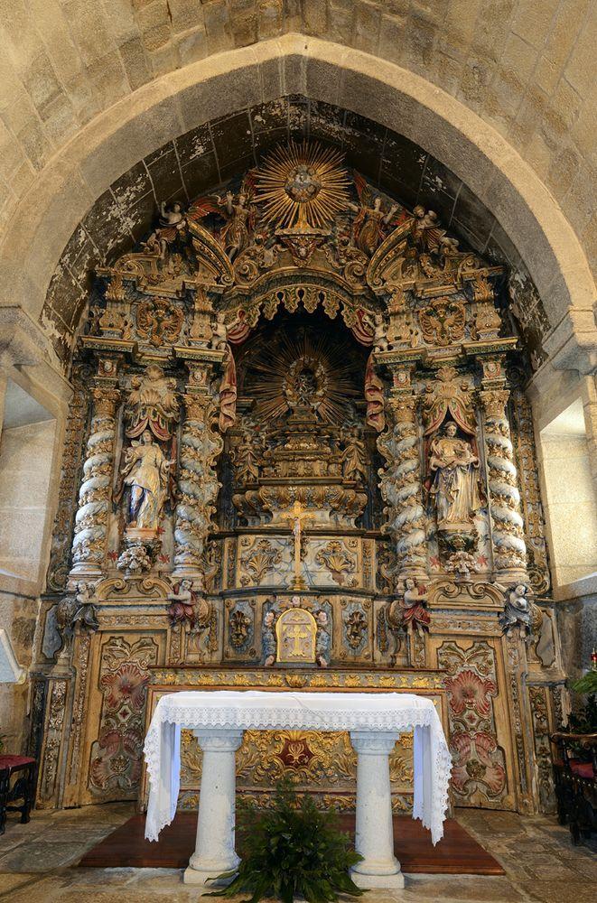 Igreja - Altar-mor