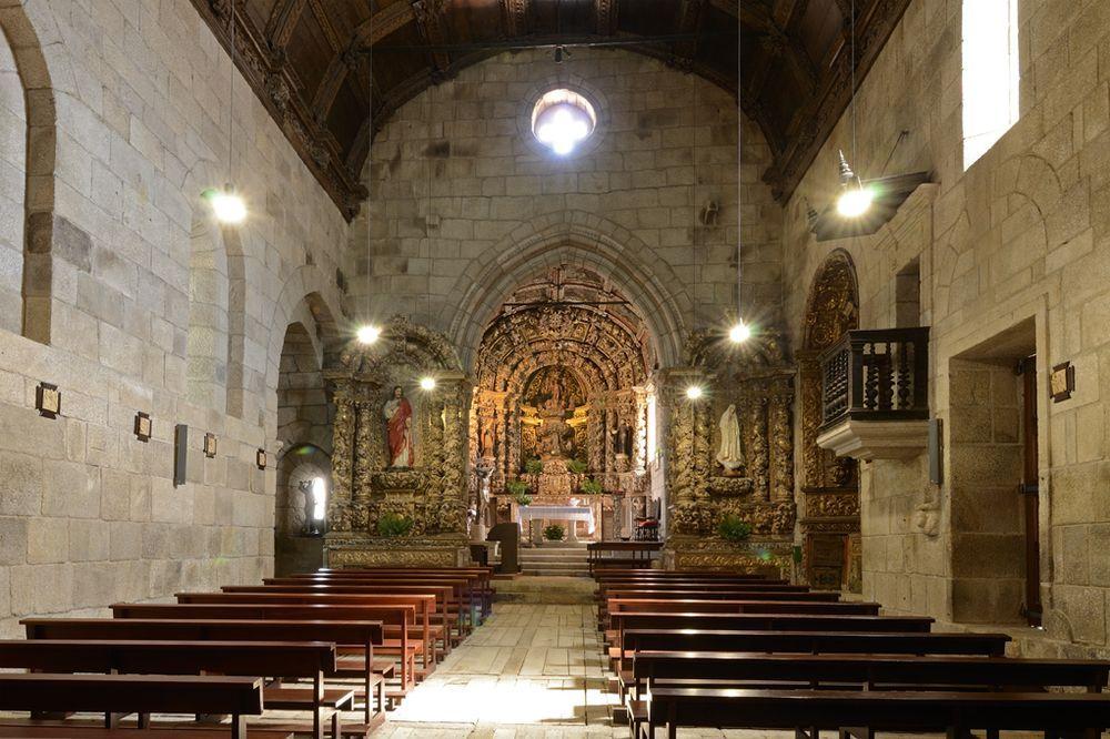 Igreja de São Martinho de Mouros