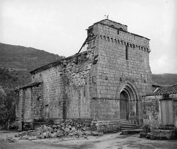 Igreja de São Martinho de Mouros, 1944