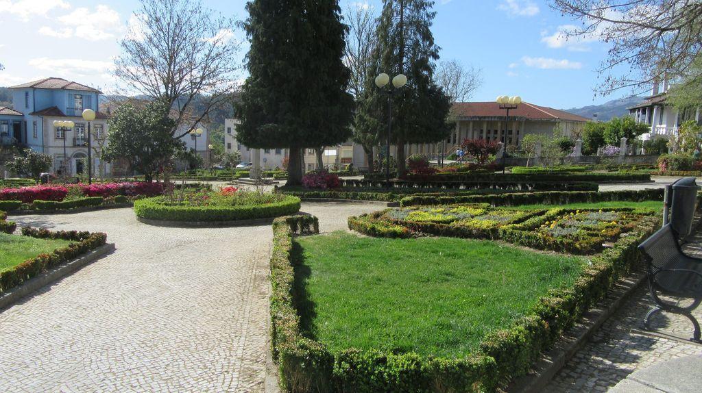 Jardim do Largo Camões