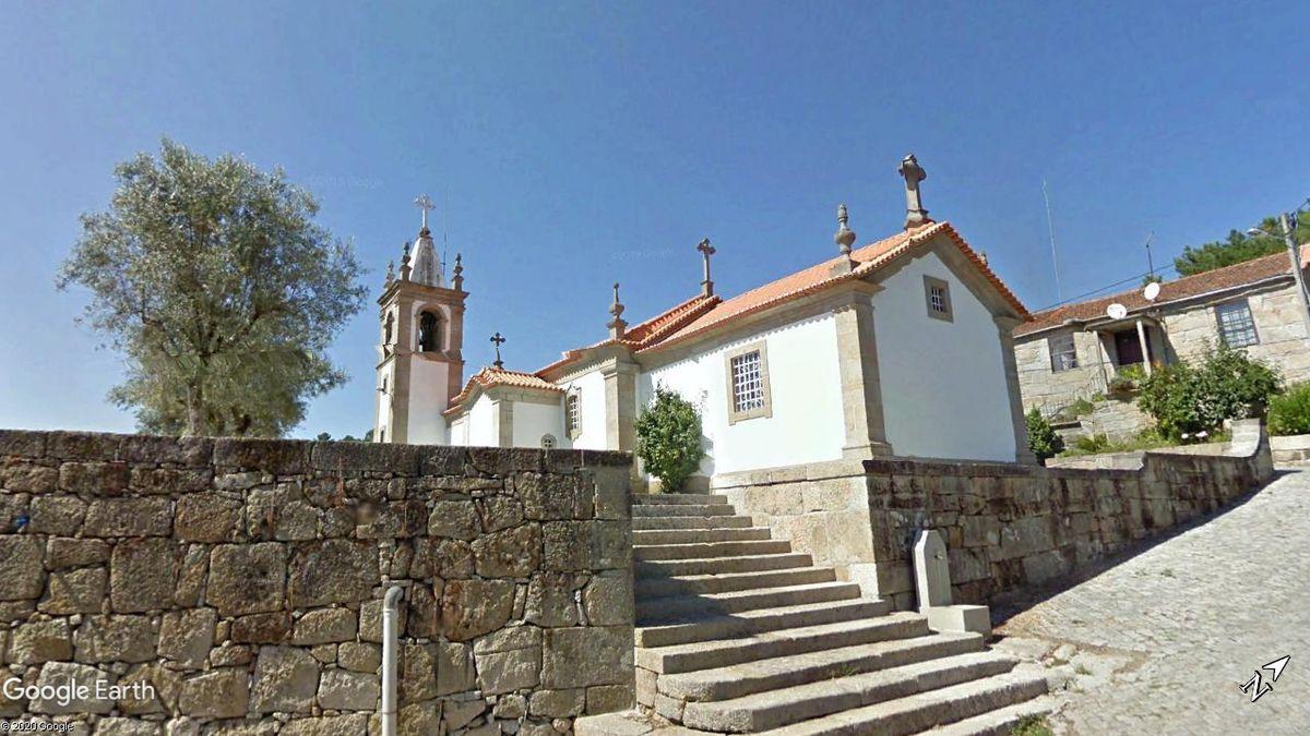 Igreja Paroquial de Serrazes