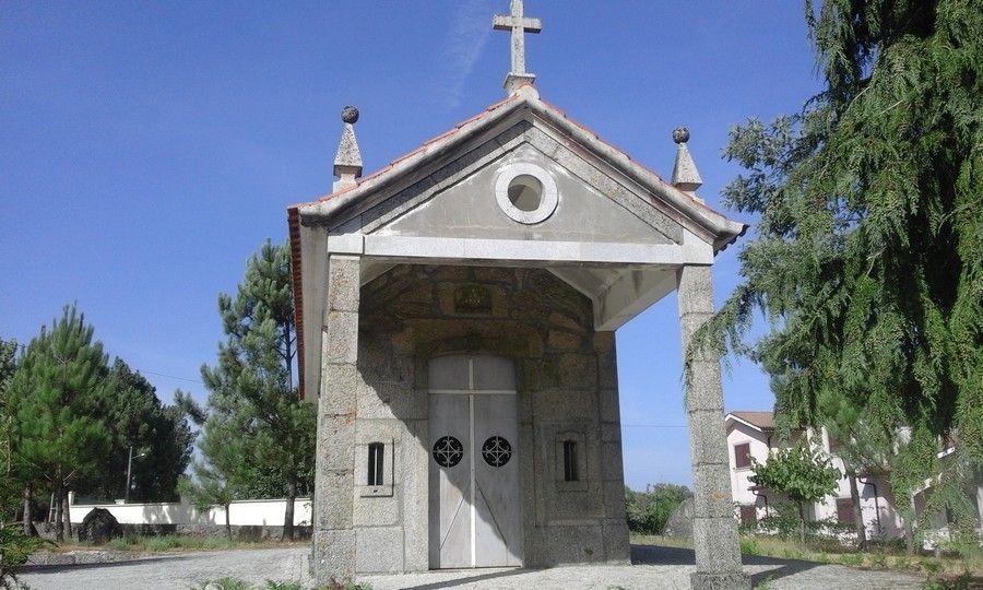 Capela da Senhora da Penha - Frontal