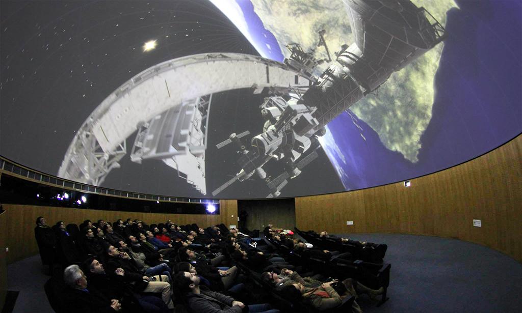 Planetário - público