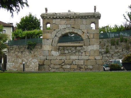 Memorial de Santa Eulália