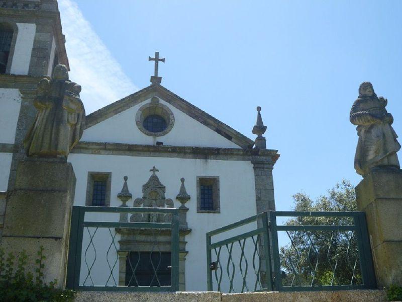 Igreja Paroquial - estátuas