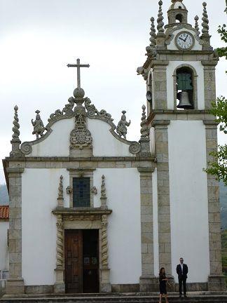 Igreja Matriz de Roge
