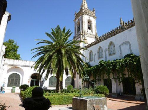 Convento de Nossa Senhora da Conceição claustros